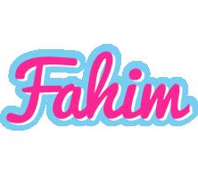 Fahim popstar logo