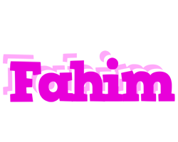 Fahim rumba logo