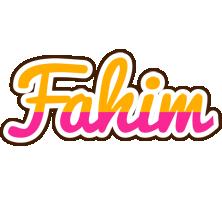 Fahim smoothie logo