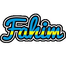 Fahim sweden logo
