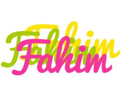 Fahim sweets logo