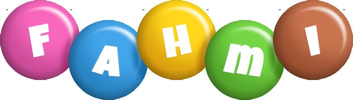 Fahmi candy logo