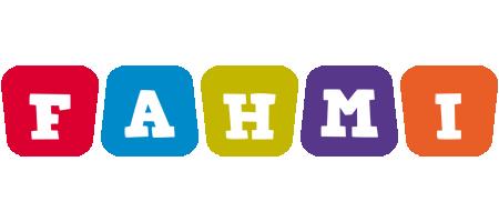 Fahmi daycare logo