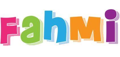 Fahmi friday logo