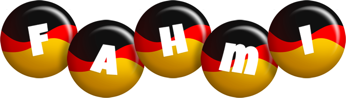 Fahmi german logo