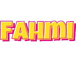 Fahmi kaboom logo