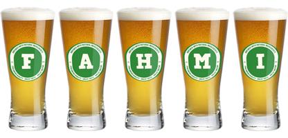 Fahmi lager logo