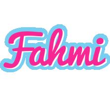 Fahmi popstar logo
