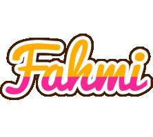 Fahmi smoothie logo