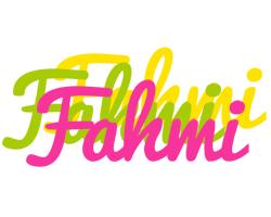 Fahmi sweets logo