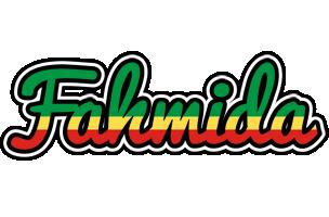 Fahmida african logo