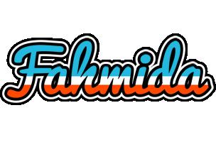 Fahmida america logo