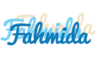 Fahmida breeze logo