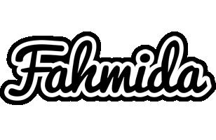 Fahmida chess logo