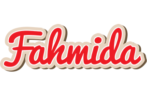 Fahmida chocolate logo