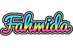 Fahmida circus logo