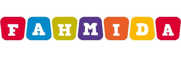 Fahmida daycare logo