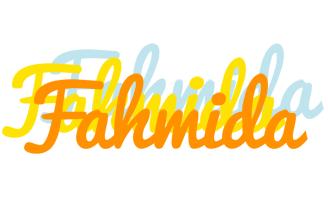 Fahmida energy logo