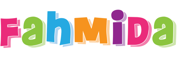 Fahmida friday logo