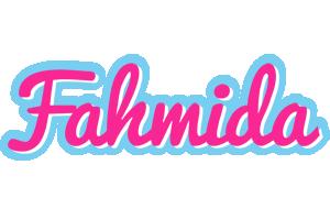 Fahmida popstar logo