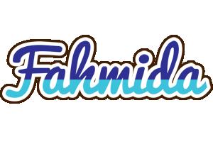Fahmida raining logo