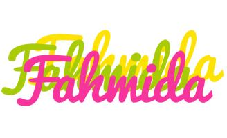 Fahmida sweets logo