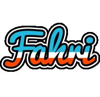 Fahri america logo