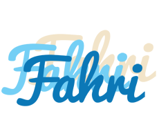 Fahri breeze logo