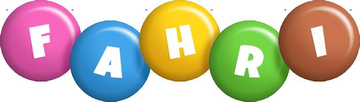 Fahri candy logo