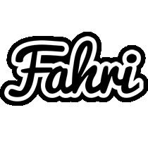 Fahri chess logo