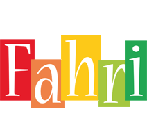 Fahri colors logo