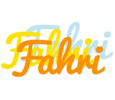 Fahri energy logo