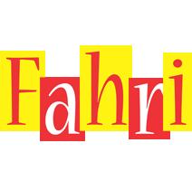 Fahri errors logo