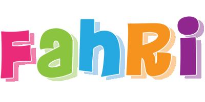 Fahri friday logo