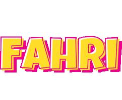 Fahri kaboom logo