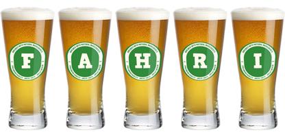Fahri lager logo