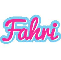 Fahri popstar logo