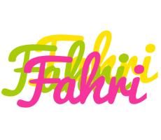 Fahri sweets logo