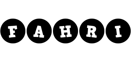 Fahri tools logo