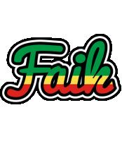 Faik african logo