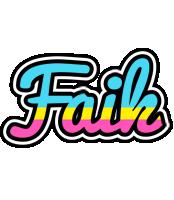 Faik circus logo
