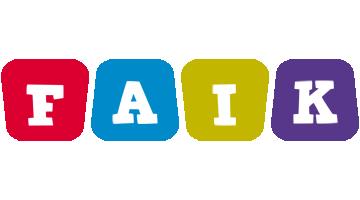 Faik daycare logo