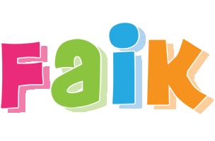 Faik friday logo