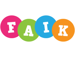 Faik friends logo