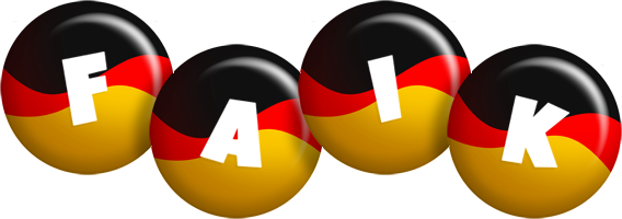 Faik german logo