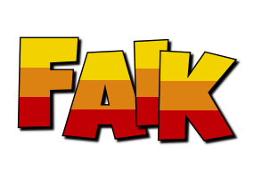 Faik jungle logo