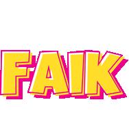 Faik kaboom logo