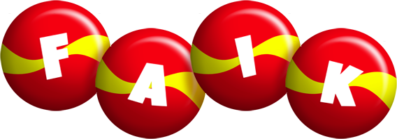 Faik spain logo