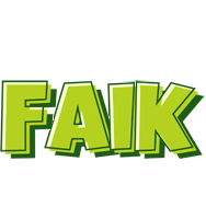 Faik summer logo