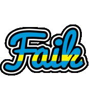 Faik sweden logo